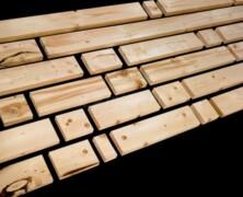 Konstrukcijski les ter CNC obdelava lesa