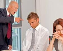 Mobing, šikaniranje zaposlenega