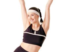 Aerobika je vadba, ki jo le stežka opravljamo nepravilno opremljeni