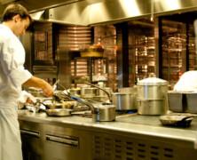 Kuhinje po naročilu v gostilnah