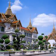 Tajska – azijska turistična Meka