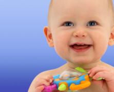 V razvoju otroka so igrače zelo pomembne