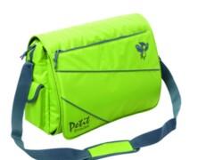 Praktično oblikovana previjalna torba je lahko tudi lepa in moderna