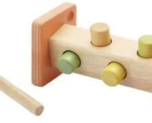 Lesene eko igrače in etična vzgoja otrok