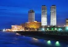 Colombo, nekdanja prestolnica Šrilanke