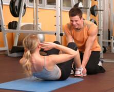 Kako postati trener v fitnesu?