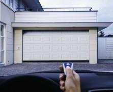 Garažna vrata in varnost pred tatovi