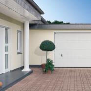 Garažna vrata in njihova izvedba