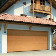 Garažna vrata – cenik produktov in nameščanja