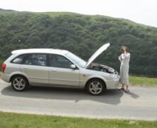 Ko se pokvari avto