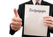Kvaliteten življenjepis je vstopnica za razgovor z delodajalcem