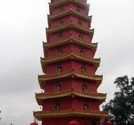 Dežela tisočerih barv in stoječega časa, Kitajska