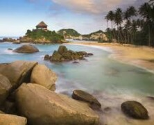 Država Kolumbija, pozabljena lepotica Južne Amerike