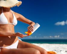 Krema za sončenje, varnost poletnih dni