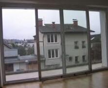 Balkonska vrata in pomen toplotne izolacije
