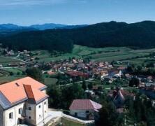 Šentrupert na robu Dolenjskih gričev