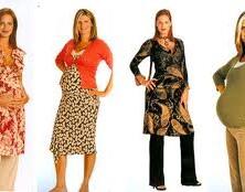 Kdaj začeti nositi nosečniška oblačila?