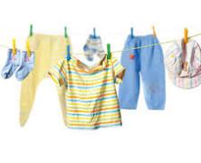 Oblačila za dojenčke, izziv nakupa