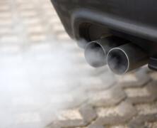 Ogljikov monoksid je sestavni del izpušnih plinov