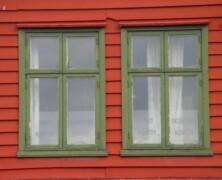 Lesena okna imajo različne prednosti