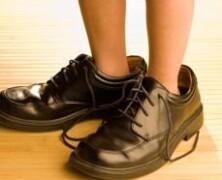 Na voljo je nova pomoč pri izbiri otroških čevljev