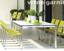 Si sploh predstavljate svoj zunanji prostor brez udobne vrtne garniture?
