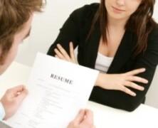 Največkrat učinkovit način iskanja zaposlitve je prošnja za delo
