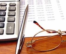 Računovodstvo in tarifa za opravljene storitve