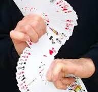 Novodobni čarovniški triki – triki z kartami