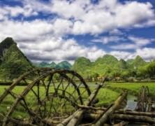 Potovanje v Vietnam, v podjetno deželo, posejano z rižem