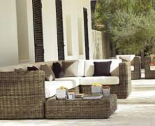 Ustvarimo si udoben prostor na vrtu in izberimo sodobno vrtno pohištvo