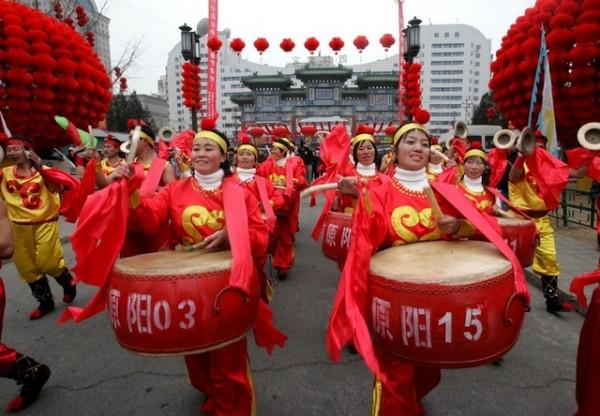 kitajska prazniki