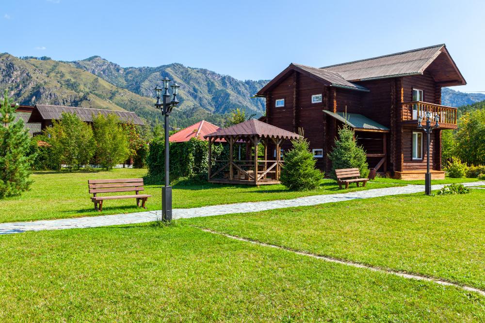 lesene vrtne hiske
