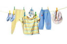dojenčki in oblačila