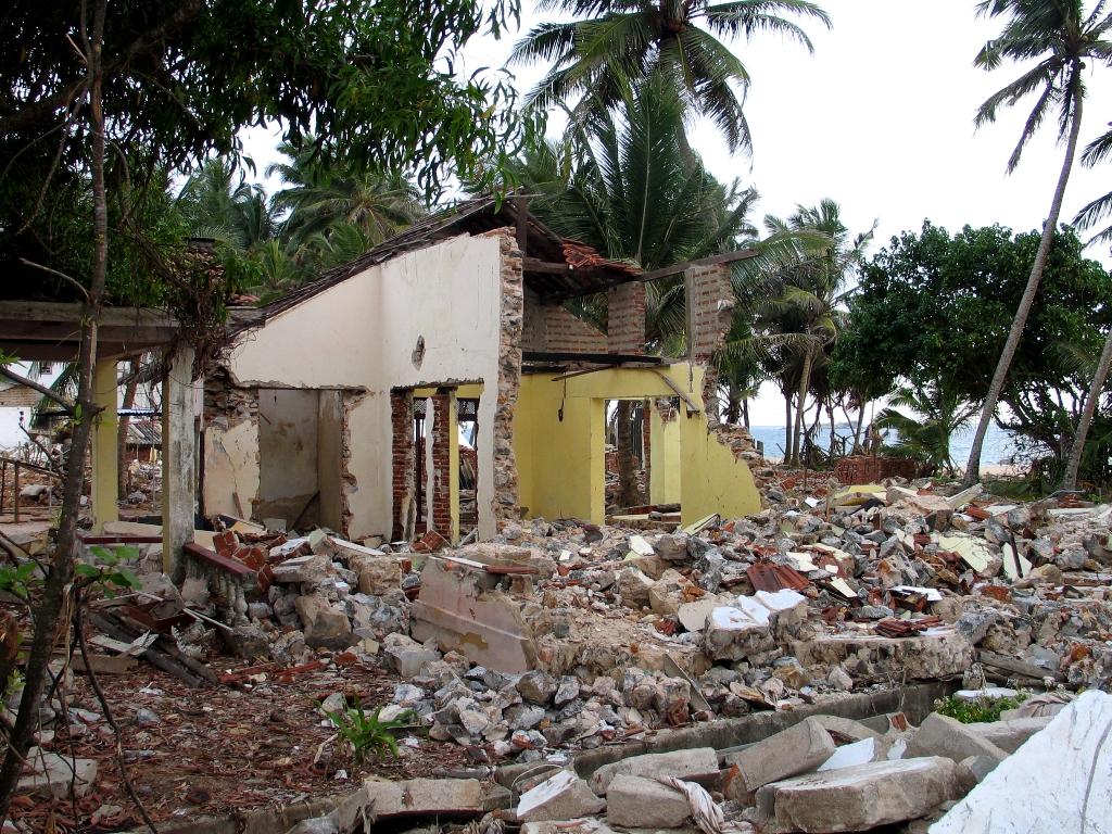 Cunami na Šrilanki