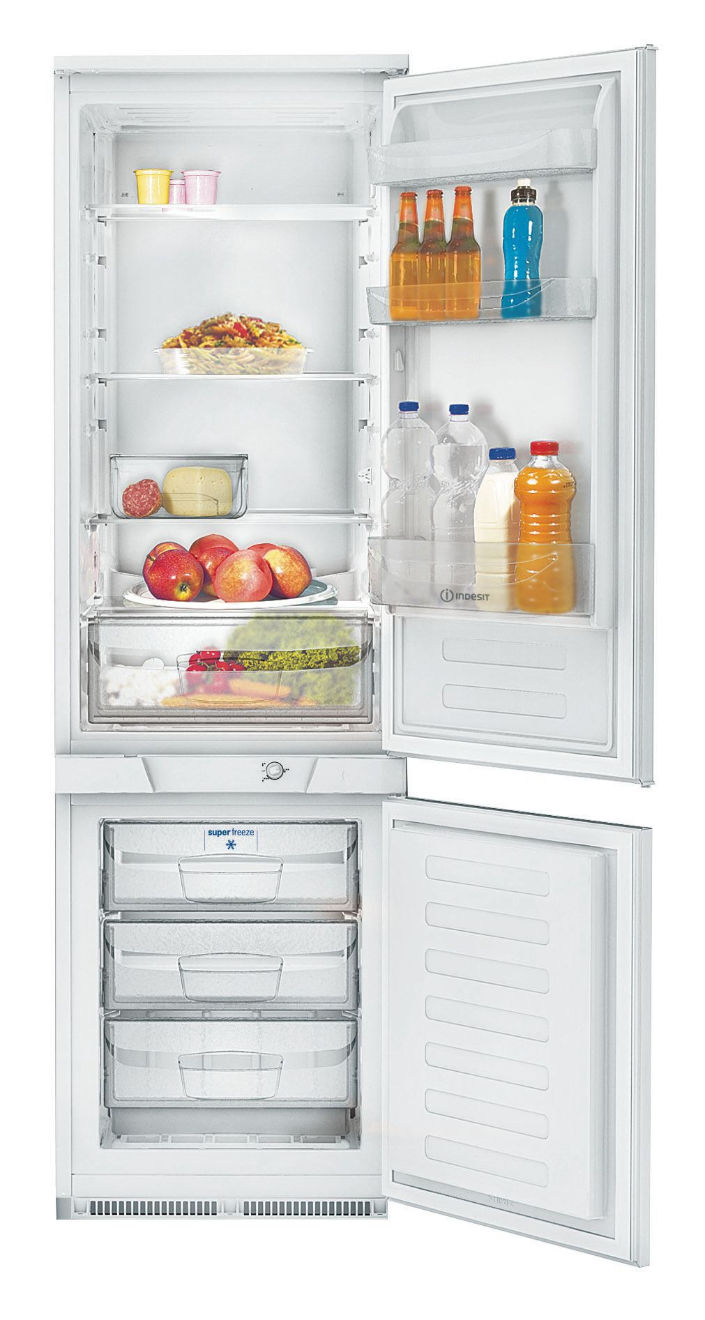 vgradni hladilnik kot alternativa