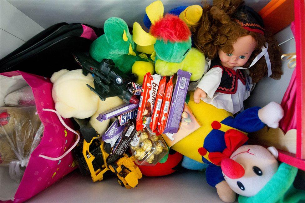 Izbrane igrače za otroka