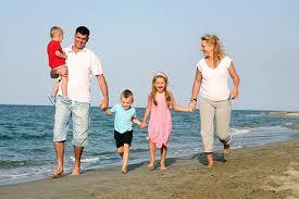 Družinske počitnice
