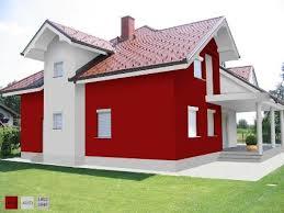 fasada in izolacija hiše
