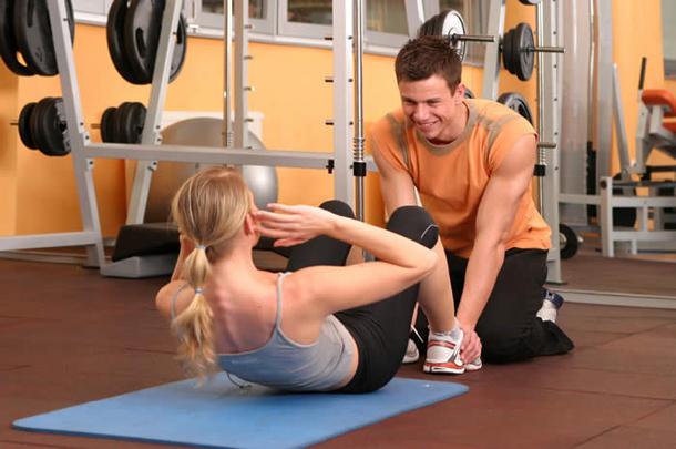fitnes trenerji
