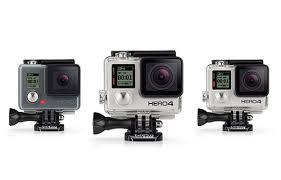 gopro kamera za snemanje akcije