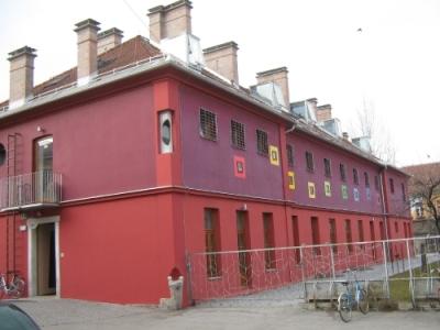 hostel v ljubljani