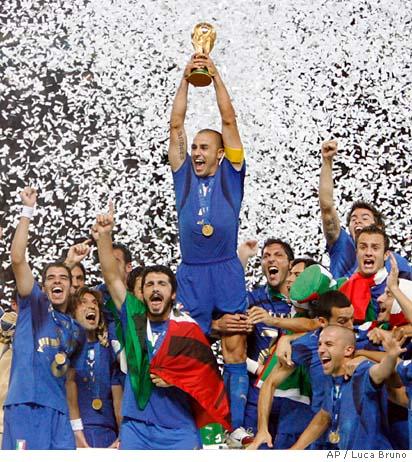 Italija nogomet