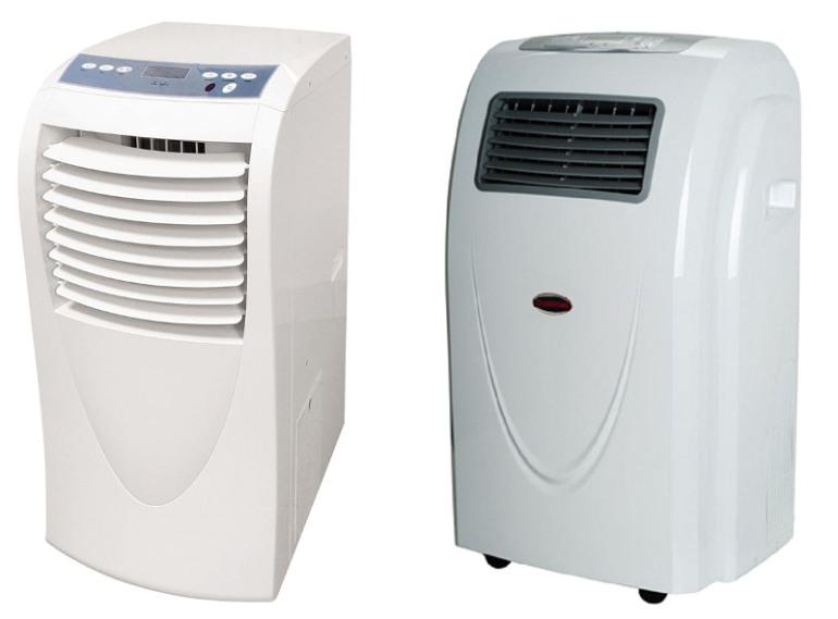 prenosna klima za učinkovito hlajenje