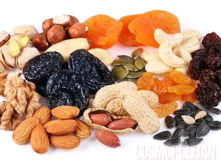 suho sadje kalorije